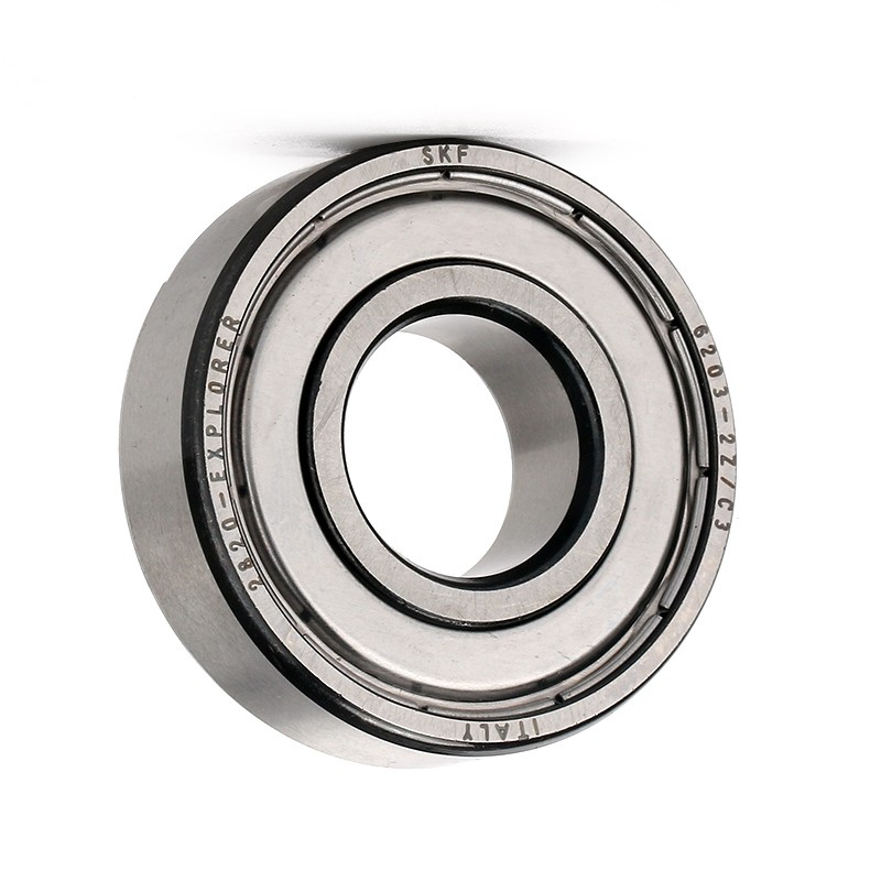 Spare Part Bearings 6001 SKF Deep Groove Ball Bearing