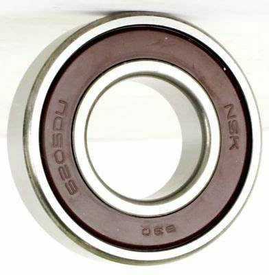 Original Japanese NSK6204DDU deep groove ball bearing